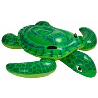 Intex Sea Turtle Ride-On Inflatable Pool Float