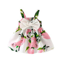 Baby Kids Dresses For Girls 1 Year Birthday Newborn Dress Bow Infant Girl Clothes Tutu Dresses Children Clothing Vestidos bebes