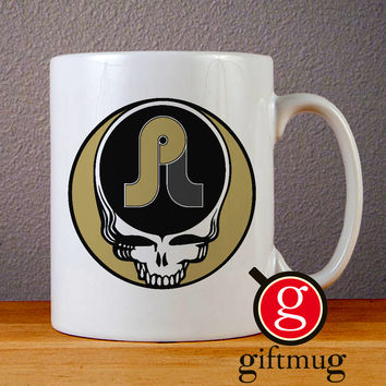 Pretty Lights, Steal Your Face Ceramic Coffee Mugs