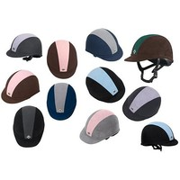 Charles Owen Wellington Professional Helmet in Custom Colors | Dover Saddlery