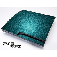 Bright Green Skin for the Playstation 3