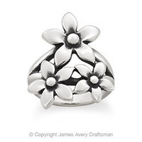 Flower Bouquet Ring from James Avery