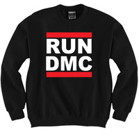 Run DMC Unisex Crewneck
