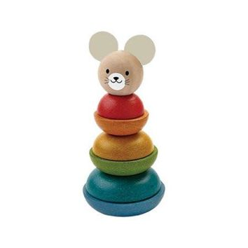 Stacking Ring Mouse by PlanToys