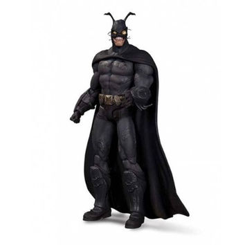 Batman Arkham City Rabbit Hole Batman Action Figure