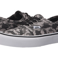 Vans K Authentic(Reef Sharks)Drizzle/Wht