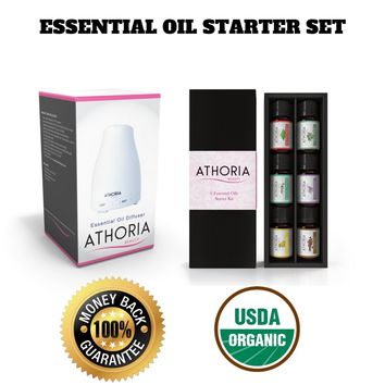 Essential Oil Starter Set
