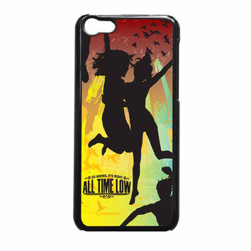 All Time Low Cover Album Special iPhone 5c Case
