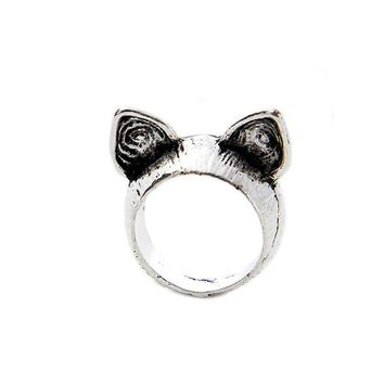 Cat Ear Rings