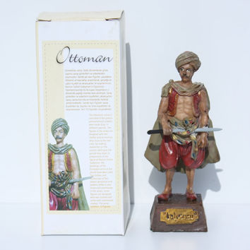 OTTOMAN TURKISH TOY FIGURE KALYONCU [2010] - $18.89 : Turkish Today!, Online Turkish Store