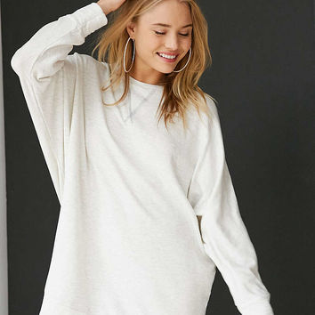 Project Social T Brigitte Dolman Pullover Mini Dress - Urban Outfitters