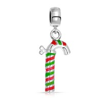 Bling Jewelry Candy Cane Charm
