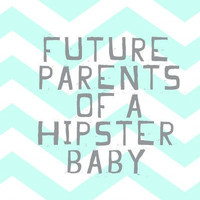 Future Parents of a hipster baby