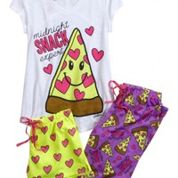 93d344f34591 MIDNIGHT SNACK PAJAMA SET