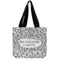 Because cat - Totebags