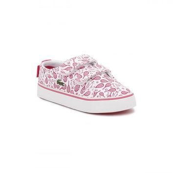 Lacoste Infants Pink/White Marcel Chunky 217 1 Trainers