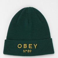 Urban Outfitters - OBEY Pearse Beanie