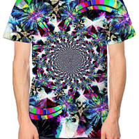 Rainbow Road Men's T-Shirt