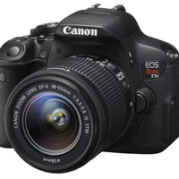 EOS Rebel T5i 18-55mm IS STM Lens Kit