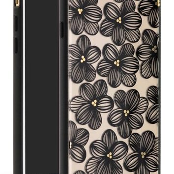 Sonix 'Iris' Clear iPhone 6 Plus Case - Black