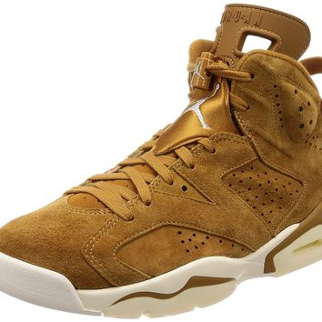 Jordan Nike Men's Air 6 Retro Basketball Shoe