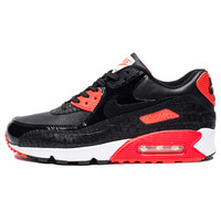 NIKE AIR MAX 90 ANNIVERSARY - BLACK/INFRARED/WHITE | Undefeated