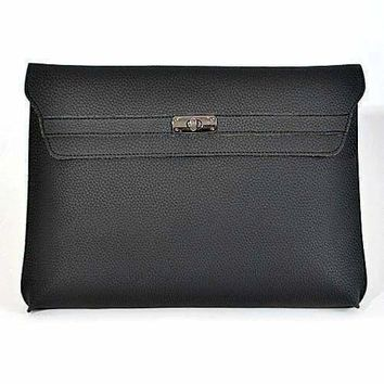 Briefcase Clutch Bag
