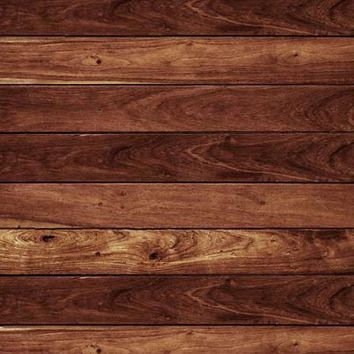 Brown Wood Vinyl Backdrop - 6x8 - LCCR2264 - LAST CALL