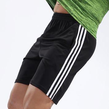 WOSAWE 2018 Men Running Shorts Quick Dry Bodybuilding Sweatpants Fitness Shorts Jogger Sports Gyms Sportswear