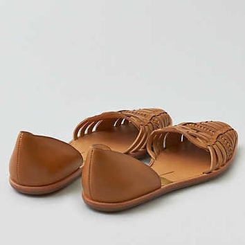 Dolce Vita Lucilla Flat , Medium Brown