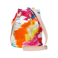 Bucket Bag in Abstract