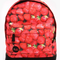 Mi-Pac Strawberries Backpack - Strawberry Red