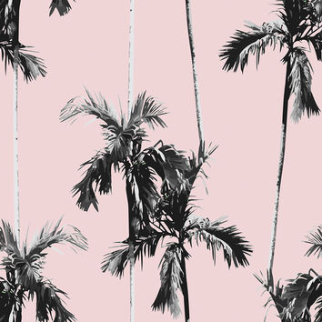 Forever Palms Removable Wallpaper