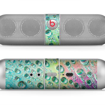 The Real Thin Vector Leopard Print Skin for the Beats by Dre Pill Bluetooth Speaker
