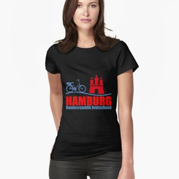 'HAMBURG-2' T-Shirt by IMPACTEES