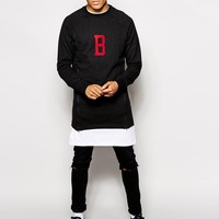 Billionaire Boys Club Longline Sweatshirt