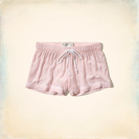 Bay Shore Sleep Shorts