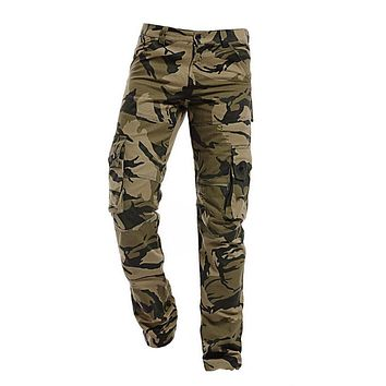 New 2017 Mens Cargo Pants Men camouflage pants fashion Multi-Pocket Casual Trousers male army tactical pants XXXL pantalon homme