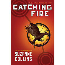 """Hunger Games Book 2 - Catching Fire - Scholastic - Toys """"R"""" Us"""