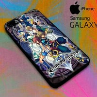 Kingdom Heart Cover for iPhone 4/4s,iPhone 5/5s/5c,Samsung Galaxy S3/S4