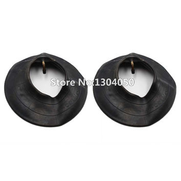 LOT OF 2 TIRE INNER TUBES 4.10/3.50-4 4.10x3.50-4 For Gas & Electric Scooter Bike New