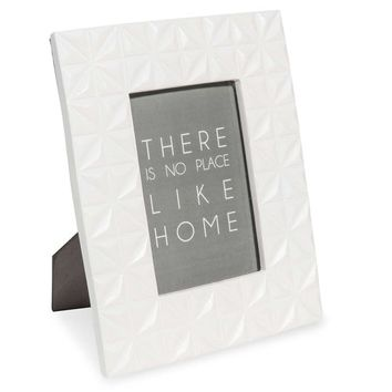 ORIGAMIX white photo frame 10x15 cm | Maisons du Monde