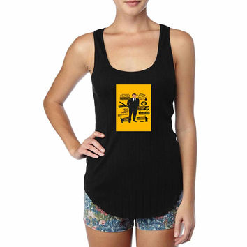 Wolf of Wall Street Quotes For Woman Tank Top , Man Tank Top S, M, L, XL, 2XL *NS*