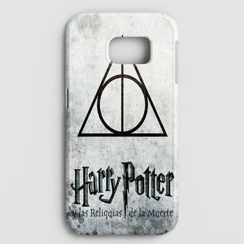 Harry Potter And Hedwig Samsung Galaxy S8 Case