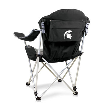 Reclining Camp Chair - Michigan State Spartans