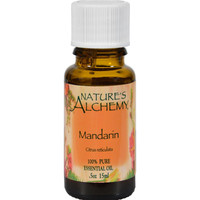 Nature's Alchemy Essential Oil - Mandarin - .5 Oz