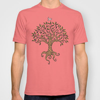 Shirley's Tree T-shirt by Laurie A. Conley