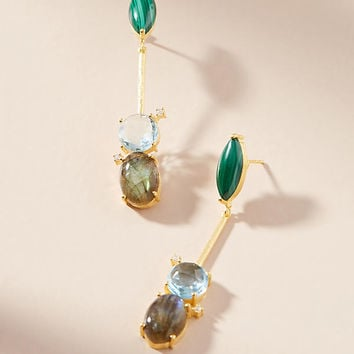 Lollipop Drop Earrings