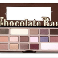 Chocolate Bar Eyeshadow 16 Colors Palette Cosmetic Kit