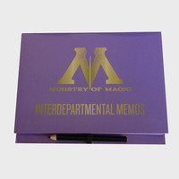 Interdepartmental Memo Notepad